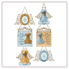Window Pane Pet Angels