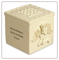 Innocence Memory Box or Urn