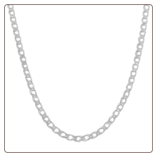 Chains - Link - Silver or Gold