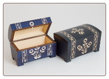 """A Polish Box Collection"" - Keepsake Urn (Chest)"
