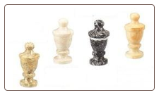 Mini Marble Keepsake Urns